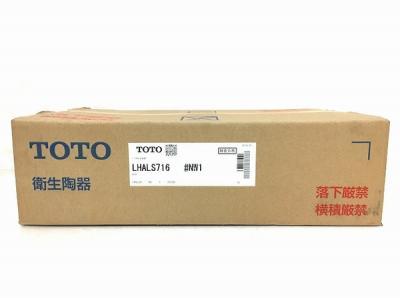 TOTO ベッセル形洗面器 エスクア LHALS716 #NW1 トートー