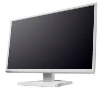 IO DATA アイ オー データ LCD-AH241EDW ホワイト 23.8型 ワイド 液晶 ディスプレイ PC モニター