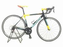 Bianchi FENICE PRO シマノ 105 ITMステム マルコパンターニ刺繍サドル 50cm 2018年モデル ロードバイク 自転車の買取