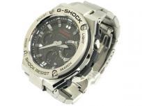 CASIO G-SHOCK GST-W110D 腕時計 メンズ メタル アナログ カシオの買取