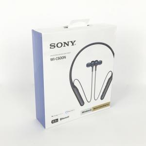 SONY WI-C600N ワイヤレス イヤホン Buletooth 音響機材