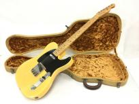 Fender Custom Shop Nocaster 51 RELIC John Cruz 2000年製 カスタムショップ ノーキャスターの買取