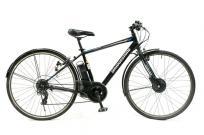 BRIDGESTONE TB1e/TB7B40 27インチ 電動 アシスト 自転車 シティ車 ブラック ブリジストンの買取
