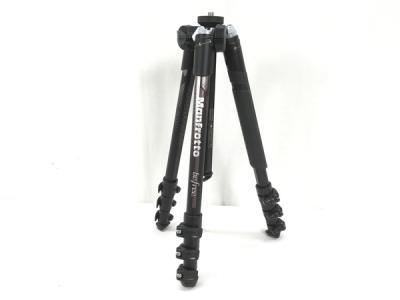 Manfrotto マンフロット 三脚 befree MKBFRA4GY-BH カメラ 周辺機器 コンパクト