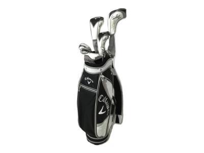 Callaway Solaire gems ゴルフクラブ 8本セット ゴルフバッグ レディース ソレイル キャロウェイ