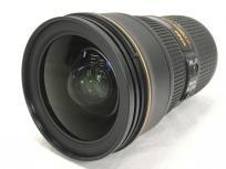 Nikon AF-S NIKKOR 24-70mm 2.8E ED VR 一眼 レフカメラ レンズの買取
