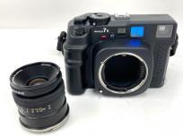Mamiya 7II 中判レンジファインダーカメラ ボディ N F4 80mm L レンズ 4/80 L フード セット マミヤの買取