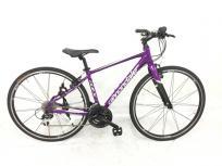 キャノンデール Cannondale Quick 4 2015 BLU M クロスバイク 自転車 大型の買取
