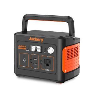 Jackery ポータブル 電源 400 大容量 バッテリー 定格出力 400W リファービッシュ品