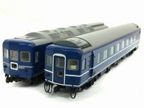 TOMIX HO-064 HO-544 HO-545 国鉄 24系24形 特急寝台客車 オハネ オハネフ 6両セット HOゲージの買取