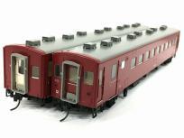 TOMIX HO-580 HO-581 国鉄客車 オハ オハフ 51形 4両セット HOゲージの買取