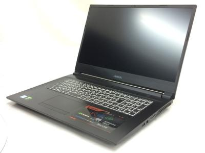 GIGABYTE AORUS 7 SA ノート PC Core i7-9750H 2.60GHz 16 GB HDD 1.0TB、SSD 512GB 17.3インチ ゲーミング