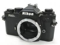 Nikon FM3A ボディ フィルム 一眼 レフ カメラ シルバー ニコンの買取