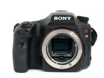 """SONY ソニー """"α""""(アルファ) SLT-A65V カメラ デジタル一眼レフ ボディの買取"""