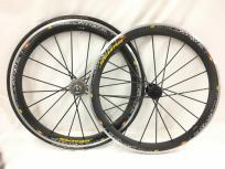 MAVIC COSMIC CARBONE SLR マヴィック コスミック カーボン シマノ11s ホイール ロードバイク 自転車の買取