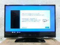 MITSUBISHI 三菱 液晶テレビ LCD-A40BHR8 40型 Blu-rayレコーダー搭載 HD内蔵 2017年製の買取