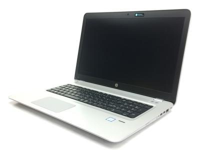 HP ProBook 470 G4 ノート PC Core i7-7500U 2.70GHz 8GB HDD1.0TB 17.3型 NVIDIA GeForce 930MX Win 10 Pro