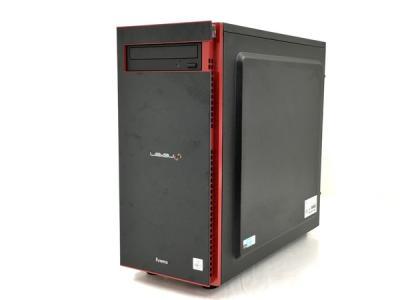 MouseComputer ILeDXs-R049 デスクトップPC Core i7-10700 2.90GHz 16GB SSD 500GB HDD 3.0TB GeForce RTX 2070 SUPER Win 10 Home 64bit