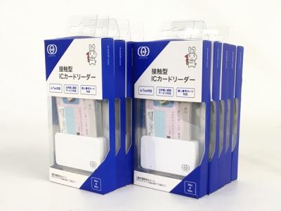 IO DATA GOPPA GP-ICCR/W 接触型 IC カードリーダー