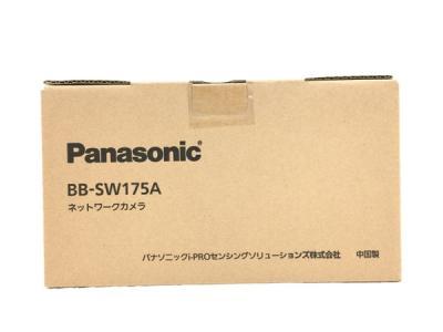 Panasonic BB-SW175A ネットワーク カメラ 野外タイプ