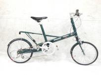 BRIDGESTONE モールトン BSM179 グラッシグリーン 17インチ 自転車 サイクリングの買取