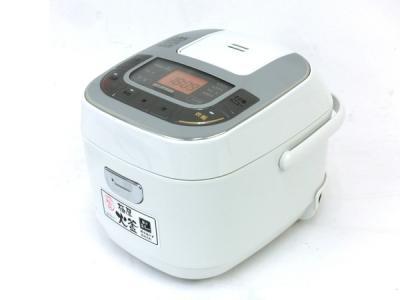 アイリスオーヤマ マイコン炊飯ジャー ERC-MC30 3合炊き 極厚火釜 米屋の旨み 2020年製