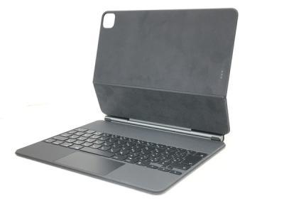 Apple MJQK3J/A A2480 12.9インチ iPad Pro 第5世代 マジックキーボード ブラック
