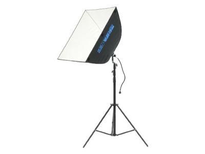 SD 写真電気工業 RIFA-F 80 × 80 6灯式 スタンド セット 撮影機材 照明