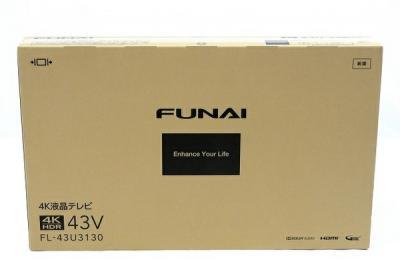 FUNAI FL-43U3130 43型 液晶テレビ TV フナイ