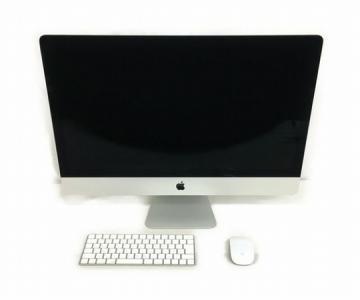 Apple MXWV2J/A iMac Retina 5K 27インチ 2020 Intel Core i7-10700K CPU @ 3.80GHz 8GB SSD 500.28GB Catalina 一体型 PC