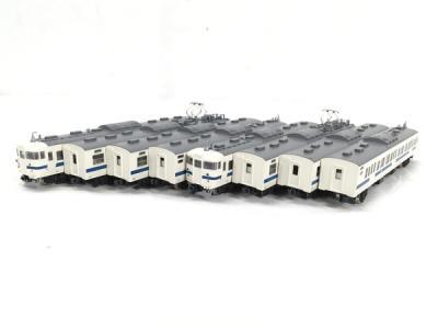 KATO カトー 10-437 10-438 415系 100番台 新色 基本 増結 8両 鉄道模型 Nゲージ