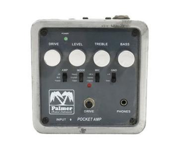 Palmer Pocket Amp エフェクター