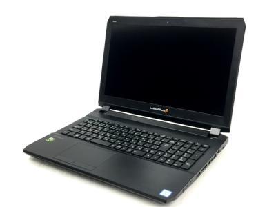 iiyama LEVEL ILeNxi-15FX093 ノート PC Core i7-7700HQ 2.80GHz 16GB SSD120GB、HDD1.0TB 15型 Win 10 Home