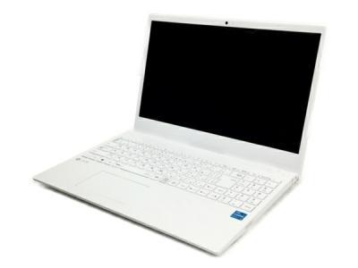 NEC LAVIE PC-N1535BAW-T ノート PC 11th Gen Intel Core i3-1115G4 3.00GHz 8GB SSD512GB 15.6型 Win 10 Home