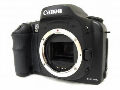 Canon EOS 10D 一眼レフ カメラ ボディ バッテリーグリップ BG-ED3 付 光学 機器