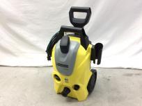ケルヒャー K3 サイレント ベランダ 高圧洗浄機 セット 60hzの買取