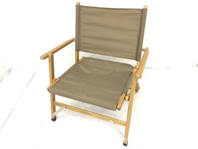 TARAS BOULBA アッセンブルウッドチェア キャンプ用品 ファミリーチェア 椅子 タラスブルバ