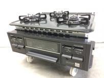 Paloma パロマ  PD-N33-R ガスコンロ ガステーブル ビルトイン ホーロートップシリーズ 都市ガスの買取