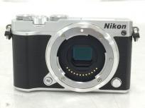Nikon 1 J5 レンズキット ミラーレス一眼 シルバー Nikon 1 J5 WZLK SL カメラの買取