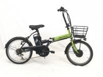 PELTECH TDN-208L 電動 アシスト 折り畳み 自転車 20インチ ペルテックの買取