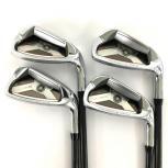 YAMAHA Z CAVITY inpres X アイアン 5,6,6,8 ゴルフクラブ 4本セット