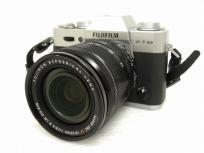 FUJIFILM フジフィルム X-T10 XF 18-55mm 1:2.8-4 R LM カメラ レンズ セットの買取