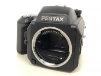 PENTAX 645 N II ボディ カメラ 中判の買取