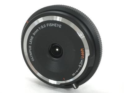 OLYMPUS BCL-0980 LENS 9mm F8.0 FISHEYE フィッシュアイ 魚眼 レンズ オリンパス