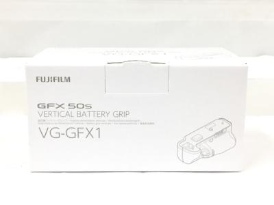 FUJIFILM VG-GFX1 バッテリーグリップ カメラ 撮影 富士フィルム