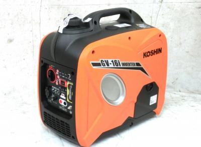 KOSHIN 工進 GV-16i 発電機 インバーター