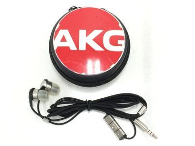 AKG K3003 リファレンス クラス 3ウェイ カナル イヤホン アーカーゲー 音楽