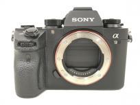 Sony α9 ボディ デジタル一眼レフ カメラ ソニー 撮影 写真の買取
