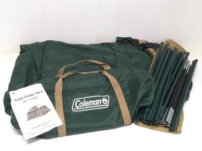 Coleman コールマン Screen Canopy Joint TarpII タープ トンネル コネクト スクリーンタープII テント キャンプ アウトドア