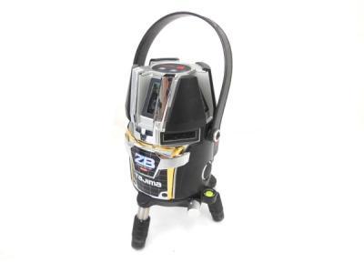 Tajima タジマ ZEROBL-KJC レーザー墨出し器 受光器 バッテリー2個 セット 測定器 電動工具